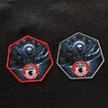 Metal Against Coronavirus Heptagon Patch