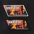 Godflesh - Patch - Godflesh - Streetcleaner