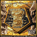Sepultura - Patch - Sepultura - Against
