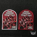 Grand Supreme Blood Court - Bow Down Before the Blood Court  Patch