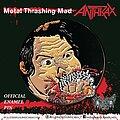 Anthrax - Pin / Badge - Anthrax - Fistful Of Metal