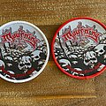 Mourning - Greetings From Hell Patch