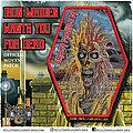 Iron Maiden - Patch - Iron Maiden - Iron Maiden