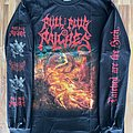 Morbid Angel - TShirt or Longsleeve - Patched Are The Sick - Pull The Plug Patches