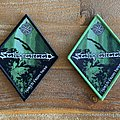 Sentenced - North From Here Patch