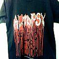 Autopsy - TShirt or Longsleeve - Fiend for blood