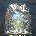 Ghost Popestar Tour 2016 t-shirt