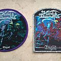 King Diamond Abigail Patches