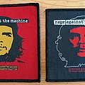 "Rage Against The Machine ""Che"" Patches 1994"