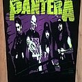 Pantera - Vulgar Display Of Power (Backcover) - Backpatch