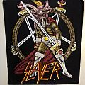 Slayer - Show No Mercy - Backpatch