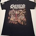 Kreator 666 State of Unrest Tour Shirt