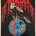 Metallica - Eagle - Backpatch - 1993