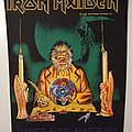 Iron Maiden - Seventh Son of a Seventh Son - Backpatch - 1988