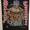 Body Count, Copkiller, Backpatch, Copyright 1992