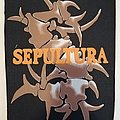 Sepultura Backpatch 1991