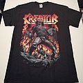 Kreator State of Unrest Tour Shirt - Hamburg