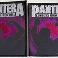 Pantera Cowboys from Hell 1992 vs. 2003 Patch