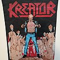 Kreator - Terrible Certainty - Backpatch