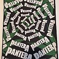 Pantera - Weed - Backpatch - 1993