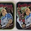 Destruction Mad Butcher Patches