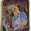 Destruction Mad Butcher Patch
