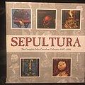 Sepultura-Max Cavalera Collection Cd Box Set 87-96 Tape / Vinyl / CD / Recording etc