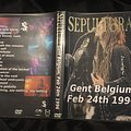 Sepultura Bootleg Belgium 1996 Other Collectable