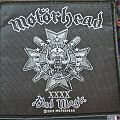 "Motorhead ""Bad Magic"" patch"