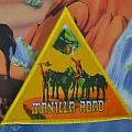 "Manilla Road ""Crystal Logic"" patch"
