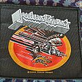 "Judas Priest ""Screaming for Vengeance"" patch"