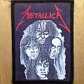 Metallica 12 Patches