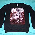 kreator plesuare to kill sweater/shirt first version!!!