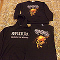 Sepultura Beneath The Remains - re print - Shirt , Sweater Hoodie
