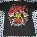 slayer praise of death t-shirt