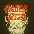 TShirt or Longsleeve - kreator / voivod blind faith tour 1987