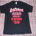 Hell Comes To Your Town Tour 86 shirt