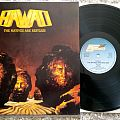 Hawaii - The Natives are Restless LP Tape / Vinyl / CD / Recording etc
