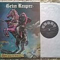 Grim Reaper - Tape / Vinyl / CD / Recording etc - Grim Reaper - See You in Hell LP