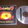 Pokolgép - Tape / Vinyl / CD / Recording etc - Pokolgép (Pokolgep) - Az utolsó merénylet CD