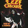 "Ozzy Osbourne ""Diary of a Madman"" shirt"
