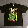 Cannabis Corpse - European Tour 2011, T-shirt size L