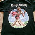 Iron Maiden 2016 Mexico event shirt