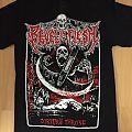 REVEL IN FLESH - Torture Throne T-Shirt