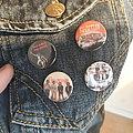 Black Sabbath, Led Zeppelin, The Doors & The Rolling Stones (Pins)