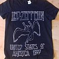 Led Zeppelin - United States of America 1977 (T-shirt)