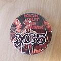 MC5 - Kick out the jams (Pin) Pin / Badge