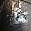 Bathory goat (Metal badge) Pin / Badge
