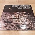 Black Sabbath - Live at Last (LP) Tape / Vinyl / CD / Recording etc