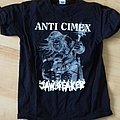 Anti Cimex - Scandinavian jawbreaker (T-shirt)